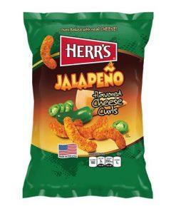 Herrs Jalapeno Cheese Curls 28.4 g