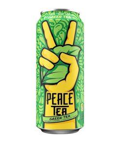 Peace Tea Green Tea plechovka 695 ml