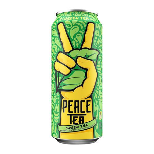 Peace Tea Green Tea plechovka 695 ml