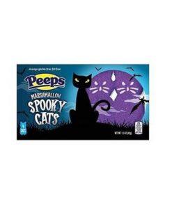 Peeps Marshmallow Spooky Cats 32 g