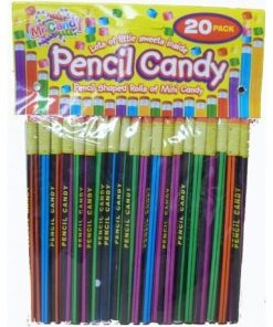 Pencil Candy 20 x 6 g