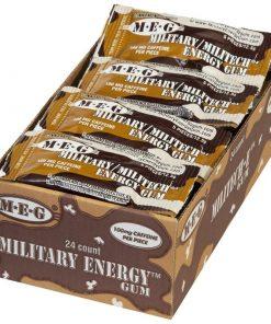 Military Energy Gum Cinnamon 13 g