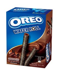 Oreo Chocolate Wafer Rolls 54 g