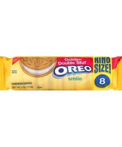 Oreo Golden Double Stuf 113 g