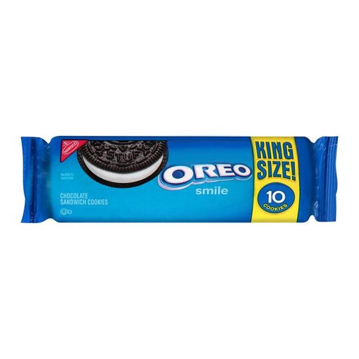 Oreo King Size 10 Cookies 110 g