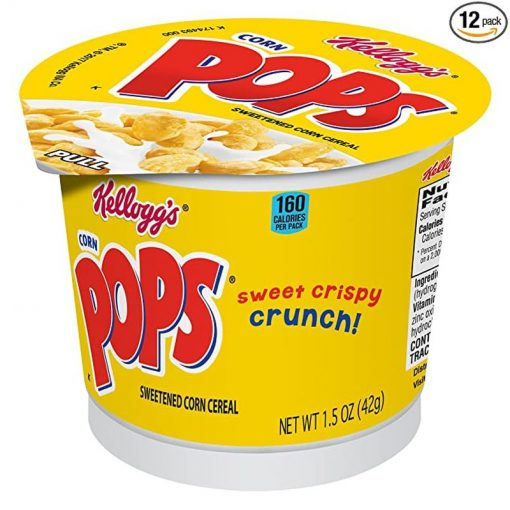 Corn Pops Breakfast Cups 42 g