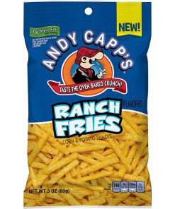 Andy Capp Ranch Fries 85 g