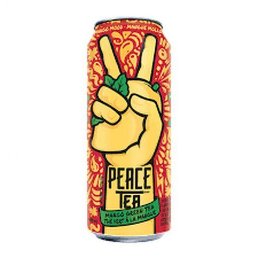 Peace Tea Mango Mood plechovka 695 ml