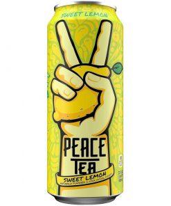 Peace Tea Sweet Lemon Love plechovka 695 ml