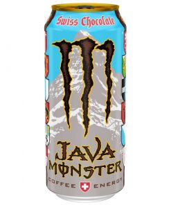 Monster Java Swiss Chocolate plechovka 443 ml