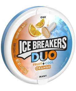 Ice Breakers Duo Orange Mints 36 g