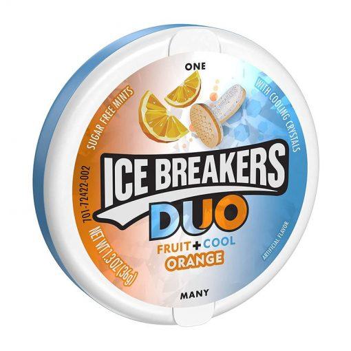 Ice Breakers Duo Orange Mints 36 g
