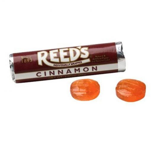 Reeds Roll Cinnamon Candy 29 g