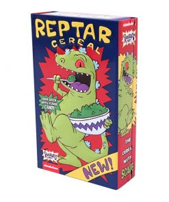 Boston America Rugrats Reptal Cereal Candy Tin 34 g