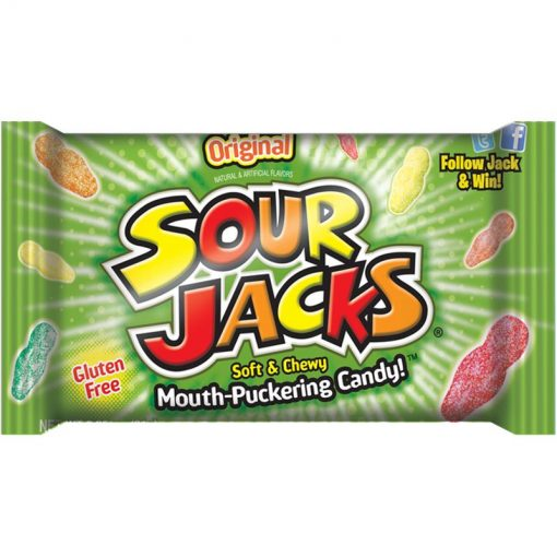 Sour Jacks Original Changemaker 25 g