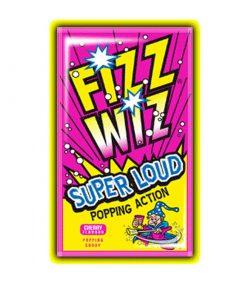 Fizz Wiz Cherry Popping Candy 4.9 g