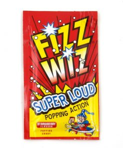Fizz Wiz Strawberry Popping Candy 4.9 g