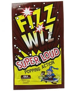 Fizz Wiz Cola Popping Candy 4.9 g