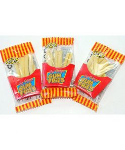 Mr Chips Gum Fries 8 g