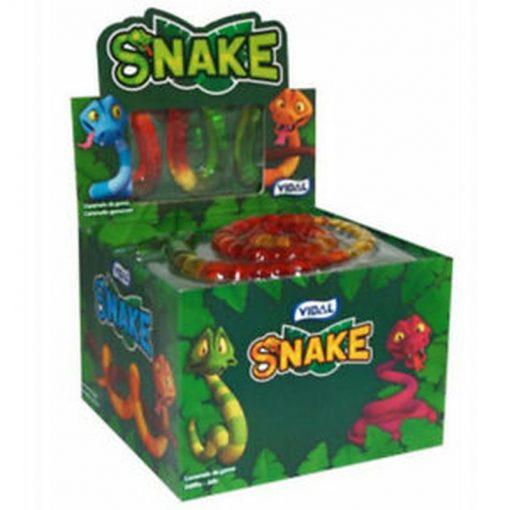 Vidal Giant Gummy Snake 66 g