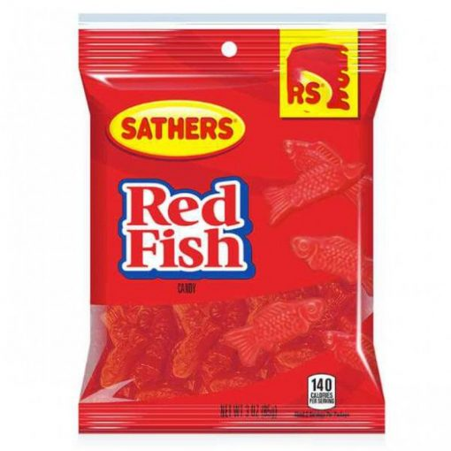 Sathers Red Fish 85 g