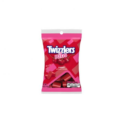 Twizzlers Cherry Nibs 170 g