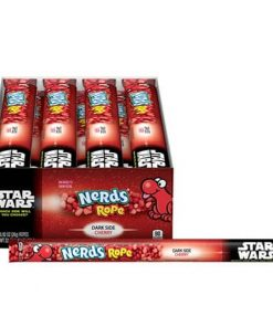 Nerds Rope Star Wars Dark Side Cherry 26 g