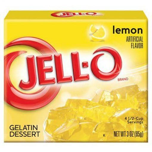 Jell-o Lemon 85 g