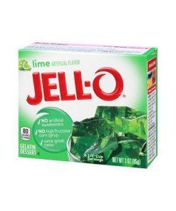 Jell-o Lime 85 g