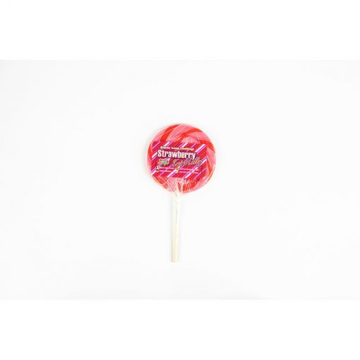 Lollipop Swirl Strawberry 125 g
