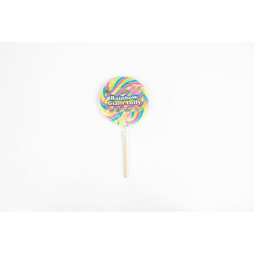 Lollipop Swirl Pastel Rainbow 125 g