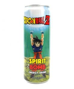 DBZ Spirit Bomb Energy Drink 355 ml