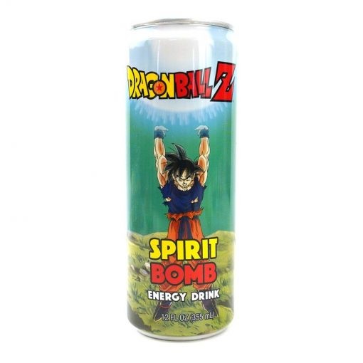 DBZ Spirit Bomb Energy Drink 355 ml