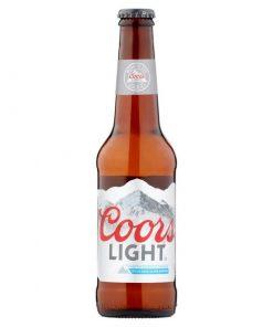 Coors Light Beer 330 ml
