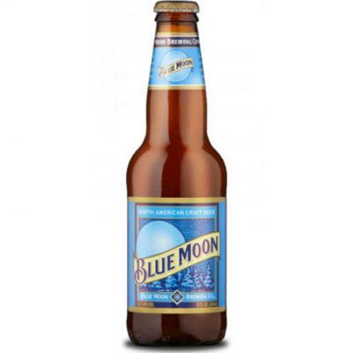 Blue Moon Beer 355 ml