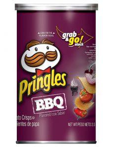 Pringles BBQ Grap & Go64 g