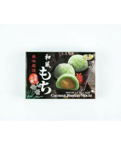 Mochi Coconut Pandan 210 g