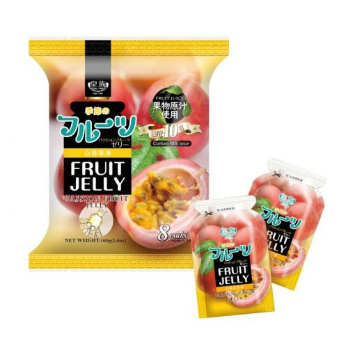 Passion Fruit Jelly 160 g