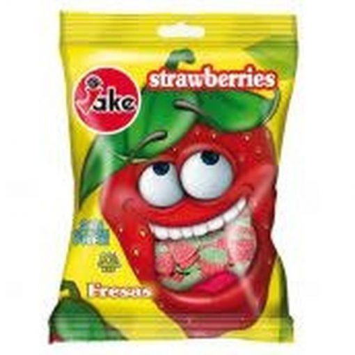 Jake Strawberries Sour 100 g