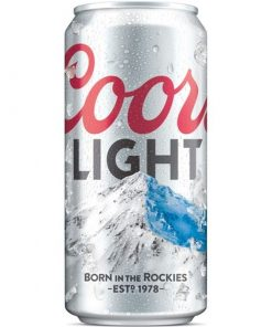 Coors Light Beer 500 ml