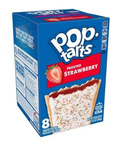 Pop Tarts Frosted Strawberry 384 g