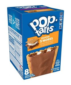 Pop Tarts Frosted Smores 384 g