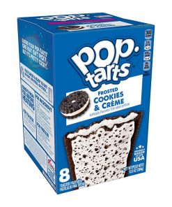 Pop Tarts Cookies and Creme 384 g