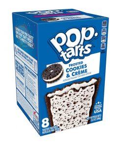 Pop Tarts Cookies and Creme 384 g