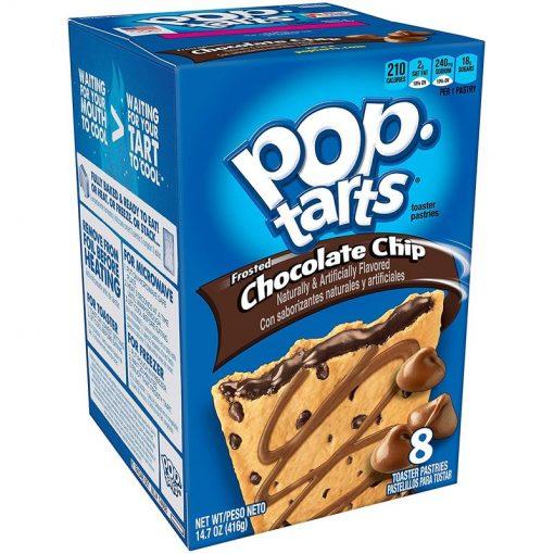 Pop Tarts Choc Chip 384 g