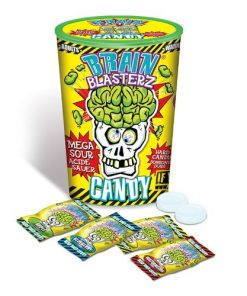 Brain Blasterz Sour Candy 48 g
