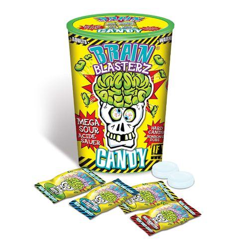 Brain Blasterz Sour Candy 48 g