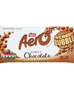 Aero Milk Chocolate Bar 100 g