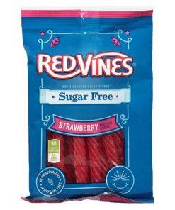 Red Vines Sugar Free Strawberry Twists 141 g