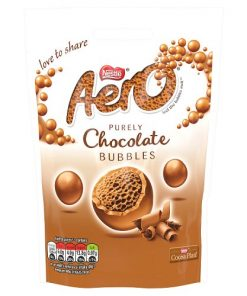 Aero Bubbles Milk Chocolate 102 g